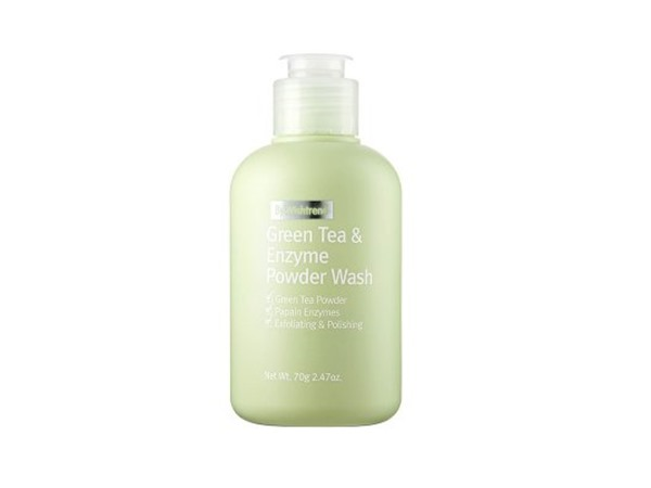 Wishtrend Green Tea & Enyme Powder Wash