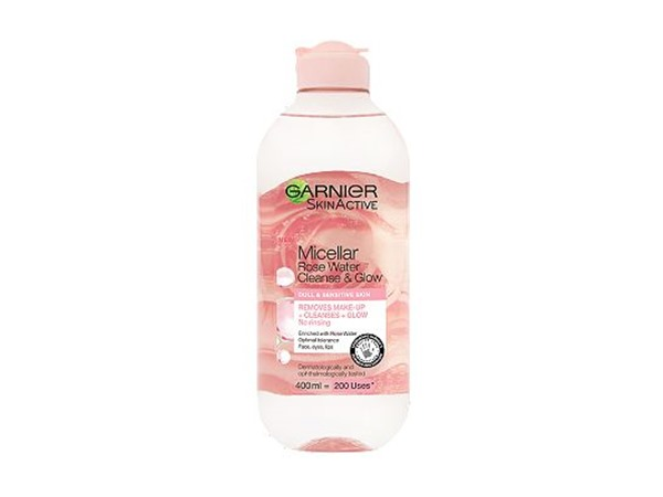 Micellar Rose Water Cleanse & Glow