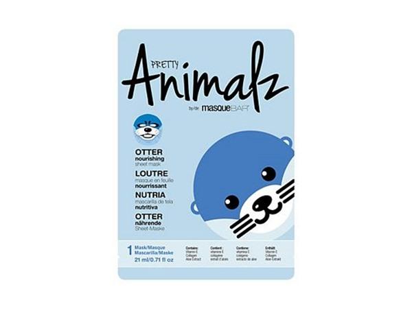 MasqueBAR Pretty Animalz Otter Mask