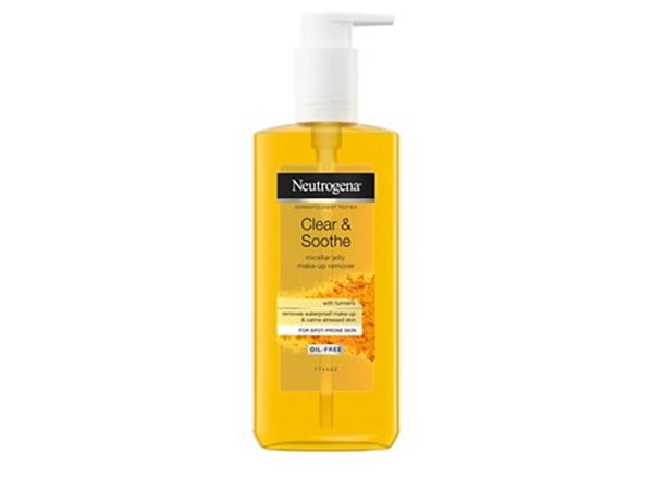 Clear & Soothe Jelly Micellar Make-Up Remover