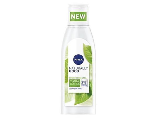 Nivea Naturally Good Green Tea Face Cleansing Tonic