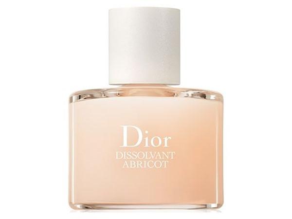 Dior Dissolvant Abricot Gentle Polish Remover
