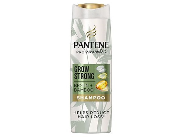 Grow Strong With Biotin And Bamboo Shampoo