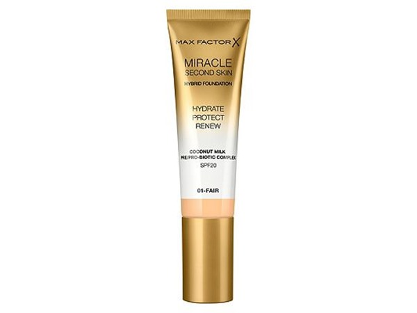 Miracle Touch Second Skin