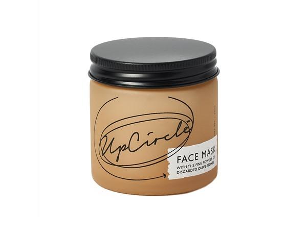 Up Circle Beauty Clarifying Face Mask With Olive Powder