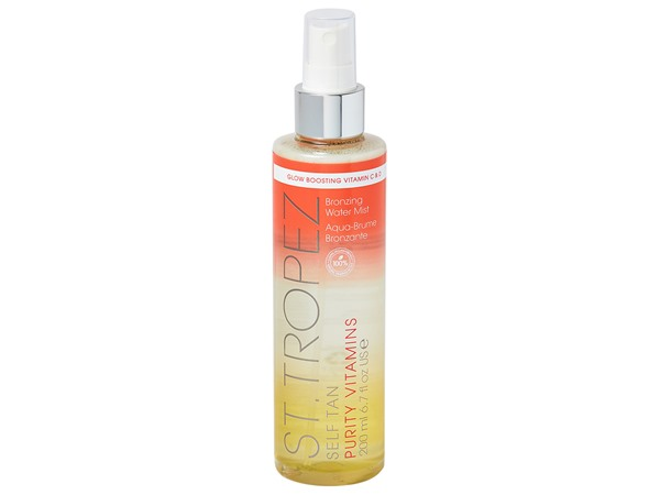 St. Tropez Self Tan Purity Vitamins Bronzing Water Face Serum