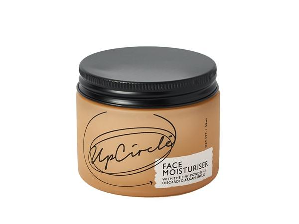 Up Circle Beauty Face Moisturiser With Argan Powder