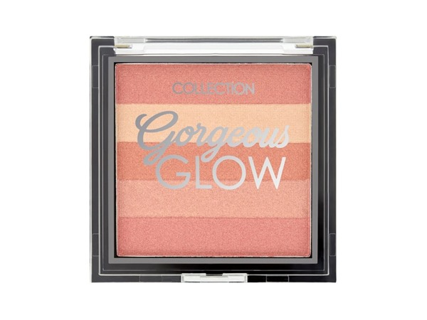 Collection  Gorgeous Glow Blush Block
