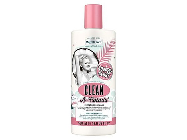 Soap & Glory Clean-A-Colada Hydrating Body Wash
