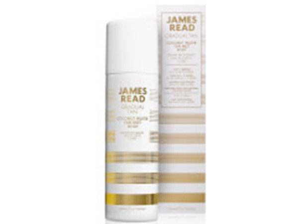 James Read Coconut Water Body Tan Mist