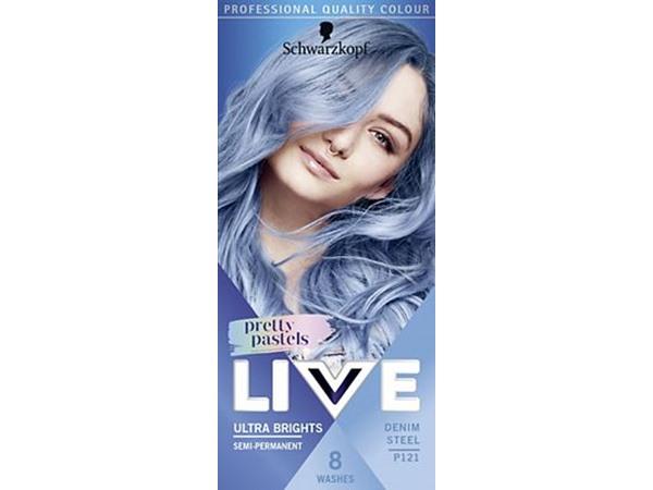 Live Pretty Pastels Semi-Permanent Hair Dye