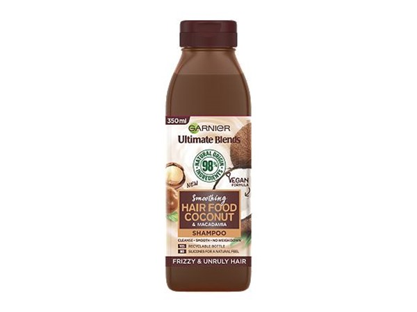 Ultimate Blends Smoothing Hair Food Coconut Shampoo For Frizzy Hair