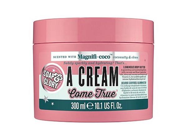 Soap & Glory A Cream Come True Luminising Body Butter