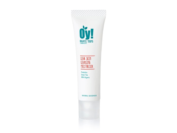 Green People Oy! Clear Skin Cleansing Moisturiser