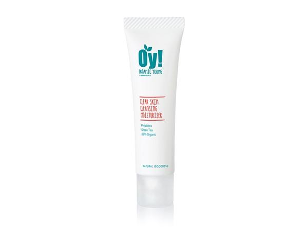 Oy! Clear Skin Cleansing Moisturiser