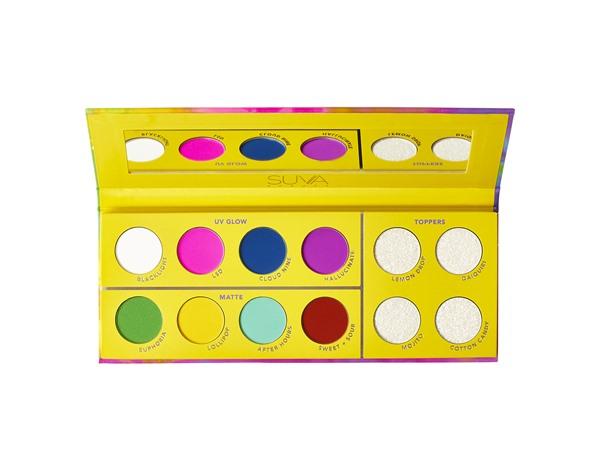 SUVA Beauty Hyper Color Palette