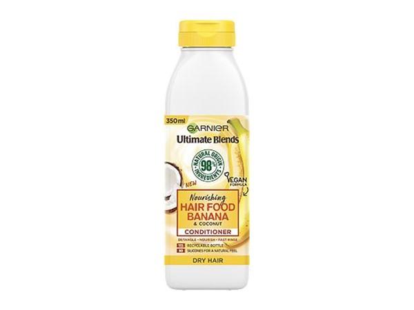 Garnier Ultimate Blends Nourishing Hair Food Banana Conditioner For Dry Hair