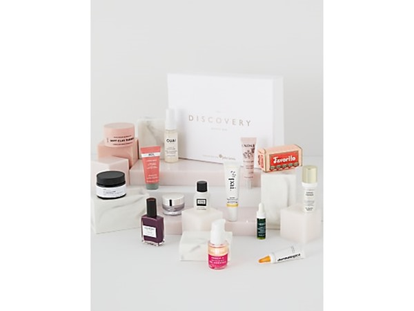 The My  Discovery Beauty Box