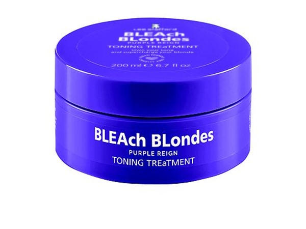 Bleach Blondes Purple Reign Toning Treatment