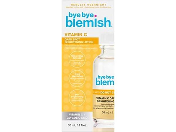 Bye Bye Blemish Dark Spot Brightening Lotion Vitamin C