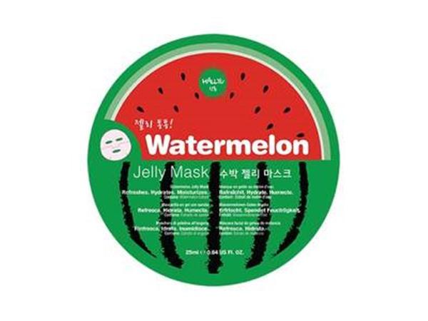 Hallyu Watermelon Jelly Mask