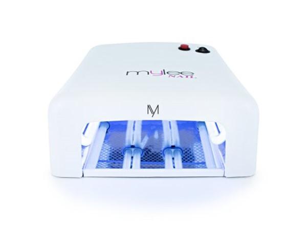 Professional Uv Gel Nail Curing Lamp 36 Watt - White