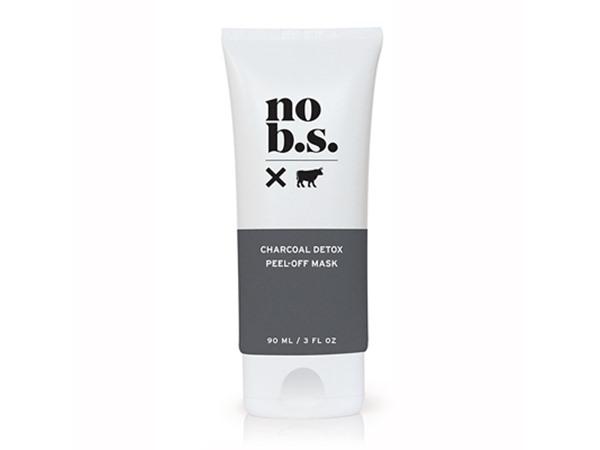 No B.S Charcoal Detox Peel-Off Mask