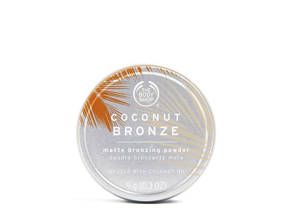 The Body Shop Coconut Bronze Matte Bronzing Powder