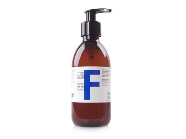 The Castilian Soap Company Fragrance Free Castilian Soap