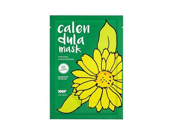 XOY Calendula Sheet Mask