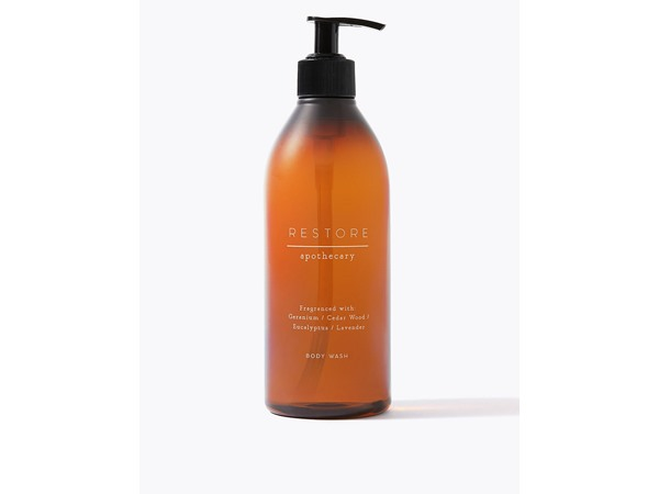 Apothecary Restore Body Wash