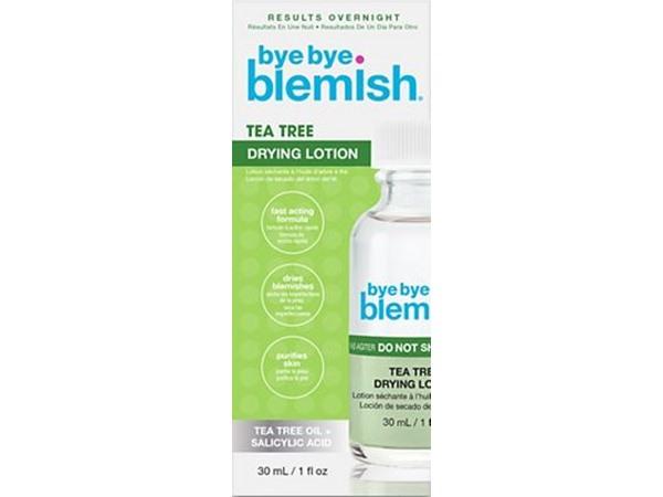 Bye Bye Blemish Drying Lotion Tea Tree Oil