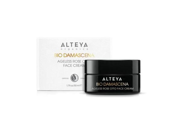 Alteya Organics Rose Otto Ageless Face Cream
