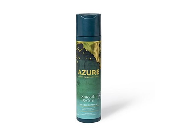 Azure Smooth & Curl Miracle Shampoo