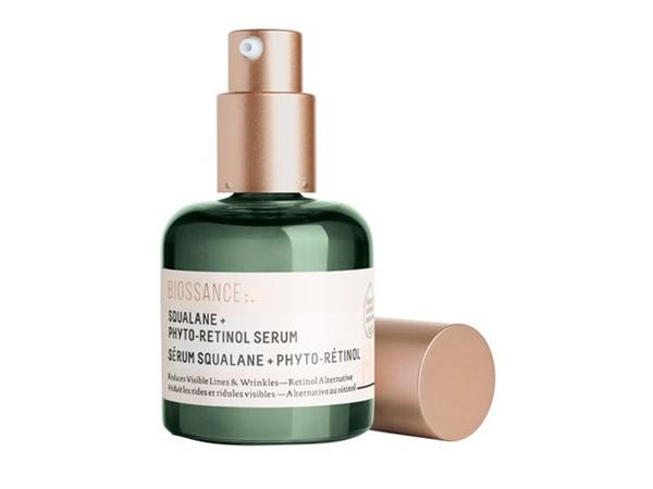 Biossance Squalane +Phyto-Retinol Serum