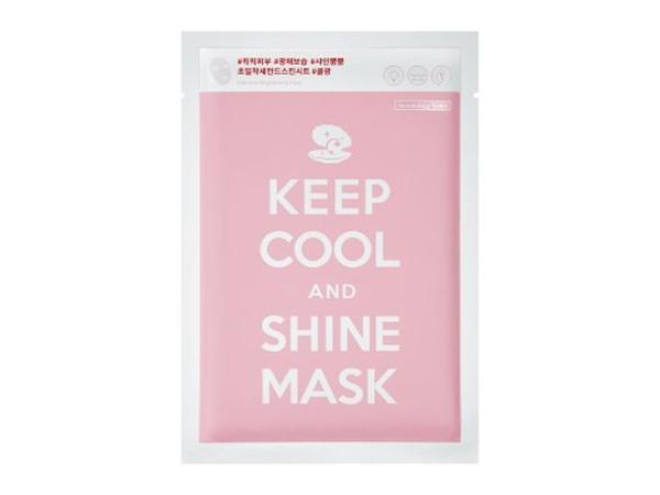KEEP COOL Shine Sheet Mask