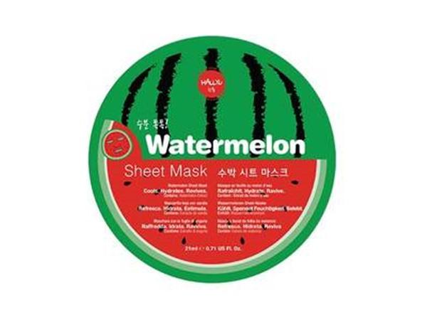 Hallyu Watermelon Sheet Mask