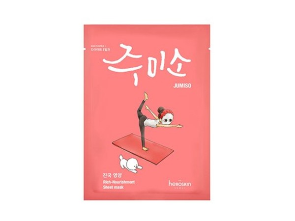 Helloskin Jumiso Rich Nourishment Sheet Mask