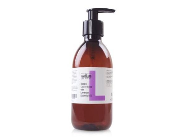 The Castilian Soap Company Lavender Castilian Soap