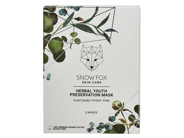 Snow Fox Herbal Youth Preservation Mask