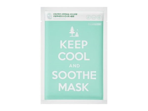 KEEP COOL Soothe Sheet Mask