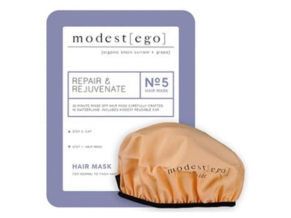 Modest Ego Repairing Hair Mask With Cap