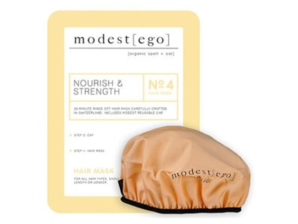 Modest Ego Strengthening Hair Mask With Cap