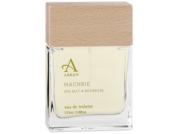 Arran Aromatics Arran Machrie - Sea Salt And Rockrose Eau De Toilette Spray