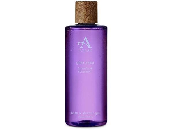 Arran Aromatics Glen Iorsa Bath & Shower Gel