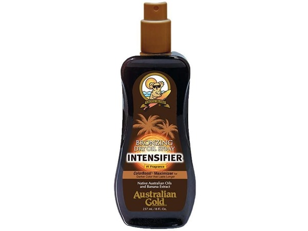 Australian Gold Bronzing Dry Oil Intensifier Spray
