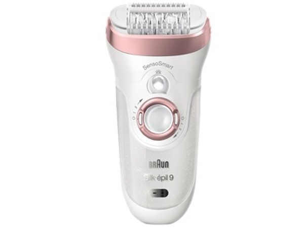 Silk-Epil 9 Sensosmart 9/890 Wet And Dry Epilator