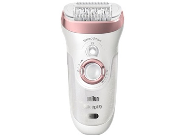 Silk-Epil Epilators Silk-Epil 9-720 Wet And Dry Epilator