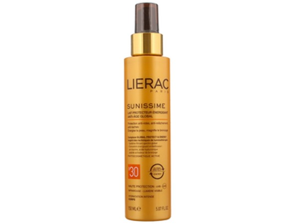 Lierac Sunissime Body Energizing Protecting Milk Spf30
