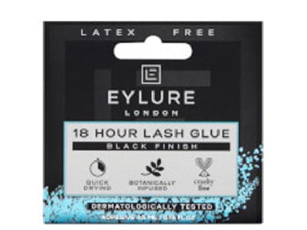 18H Lash Glue Latex Free Black